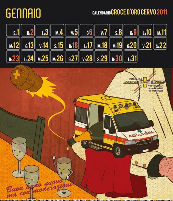 Calendar design for the year 2011 1