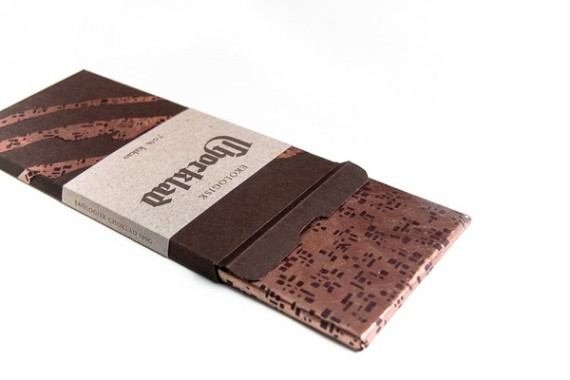 Calligraphy Chocolate Package Design 570x380 50+ Creative Chocolate Package Designs