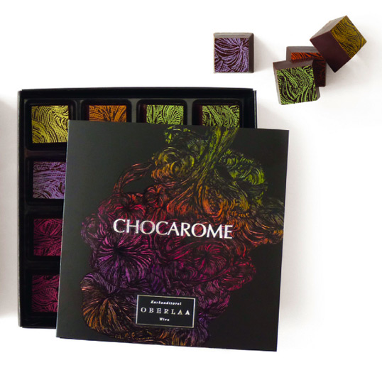 Chocarome Chocolate Package Design 50+ Creative Chocolate Package Designs