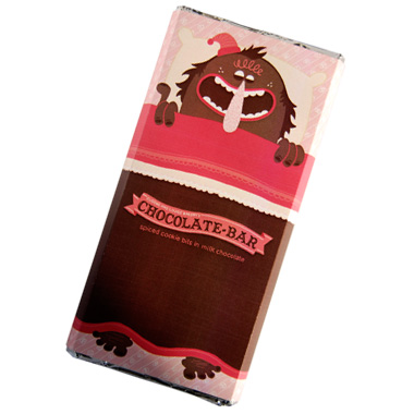 Chocoalte Bar Deluxe 50+ Creative Chocolate Package Designs
