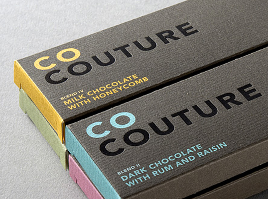Co Couture Chocolate Package Design 50+ Creative Chocolate Package Designs
