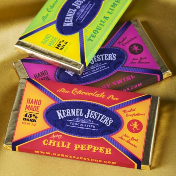 David Mikush Chocolate Package 570x570 50+ Creative Chocolate Package Designs