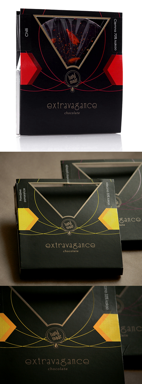 Extravagance Chocolate Package Design 50+ Creative Chocolate Package Designs