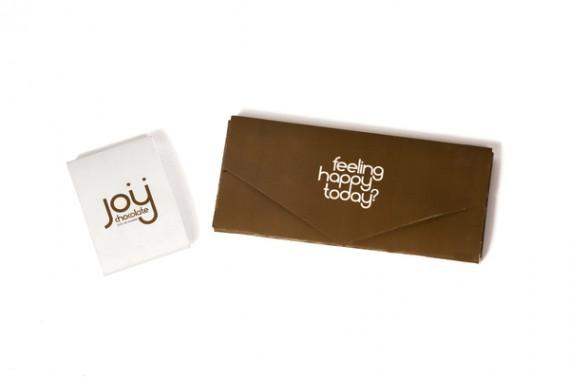 Joy Chocolate Package Design 2 570x380 50+ Creative Chocolate Package Designs