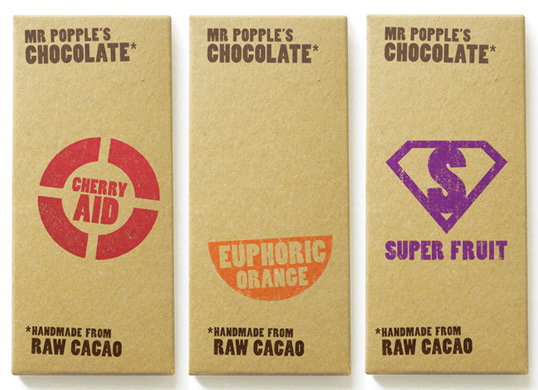 Mr Popples Chocolate 50+ Creative Chocolate Package Designs