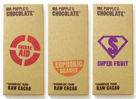Mr Popples Chocolate 50+ Creative Chocolate Package Designs