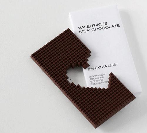 Valentines Milk Chocolate Package Design 50+ Creative Chocolate Package Designs