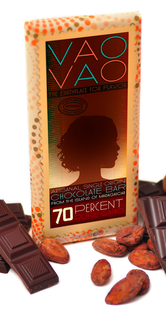Vao Vao Chocolate Package Design2 50+ Creative Chocolate Package Designs