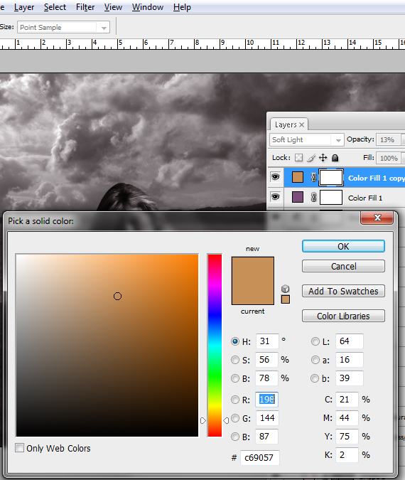 42.1 designioustimes conceptual monochromatic composition tutorial Create a Conceptual Monochromatic Composition in Photoshop
