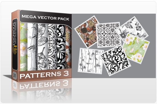 designious seamless patterns mega pack preview 11 Design Cocktail 4 is Coming Soon!