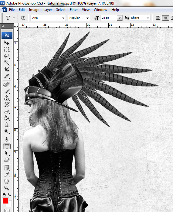 27.1 designioustimes conceptual design tutorial How to Create an Outstanding Wallpaper Design in Photoshop