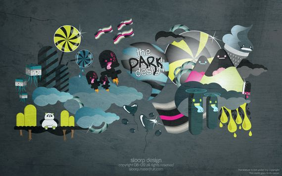 The Dark Design by giorgos93 Artist of the Week   Giorgos Vasiliadis aka Sloorp Designs