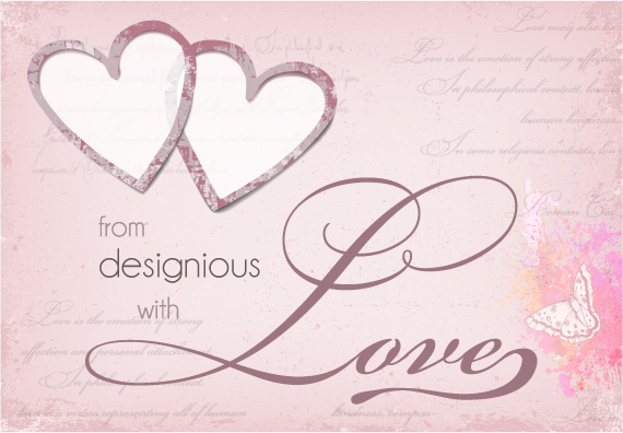 designious free valentines illustration 570 Free Valentines Day Vector Illustration