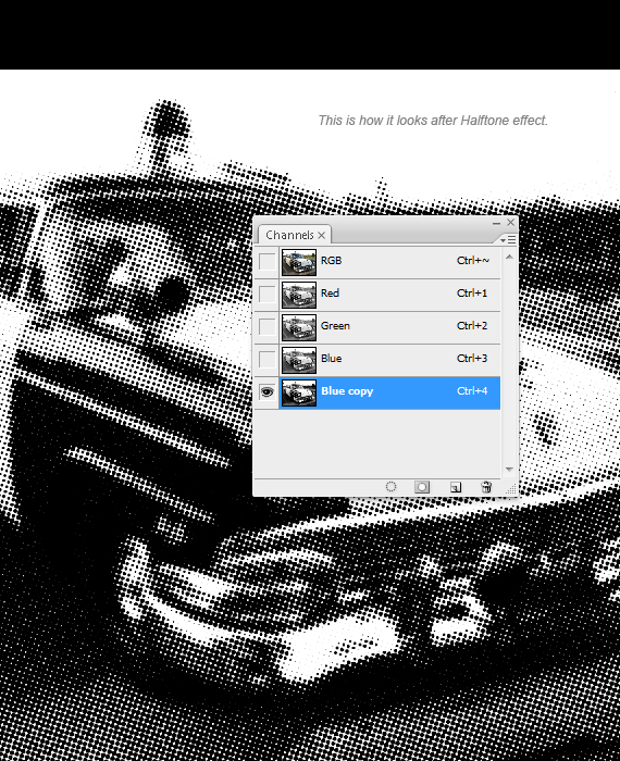 3 Quick Tip: How to Create Halftone Vintage Effects in Photoshop