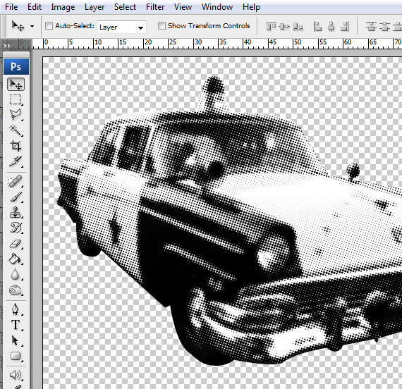 6.1 Quick Tip: How to Create Halftone Vintage Effects in Photoshop