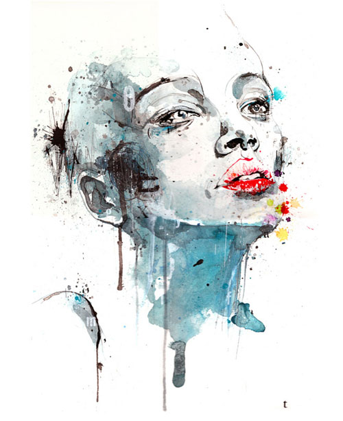 Watercolor Paintings by Ben Tour The Beautiful Art of Watercolor Painting