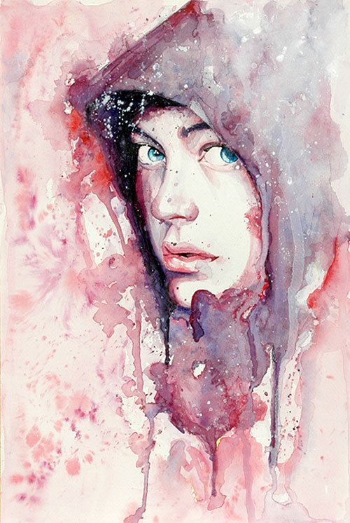 Watercolor Paintings by Molly Brill The Beautiful Art of Watercolor Painting