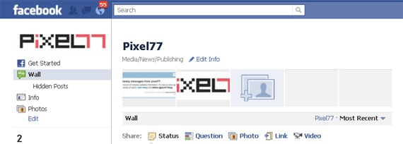 Facebook Pixel77 Lets Be Friends!