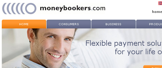 moneybookers Accept payments online as a freelancer