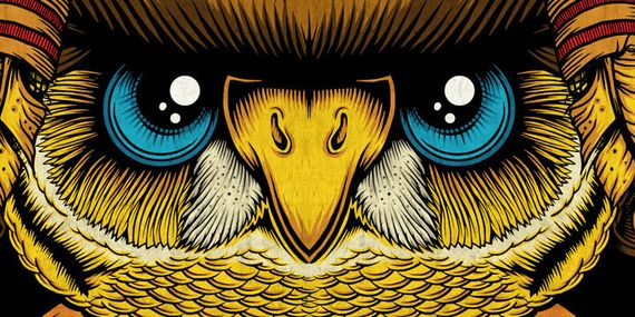 Totem 6 Artist of the Week   Graphic Designer Chris Parks aka Pale Horse