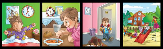 kids illustration  8 by pskocan Interview with Graphic Designer Can Soner
