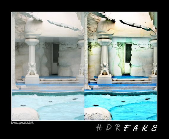 HDR Fake Action by vacuumslayer Pimp Your Photo   Over 20 Awesome and Free Photoshop Actions