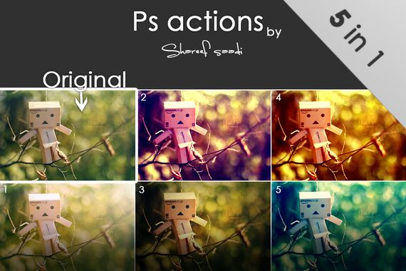 photoshop actions   4 by honestheart26 d35hh8c Pimp Your Photo   Over 20 Awesome and Free Photoshop Actions