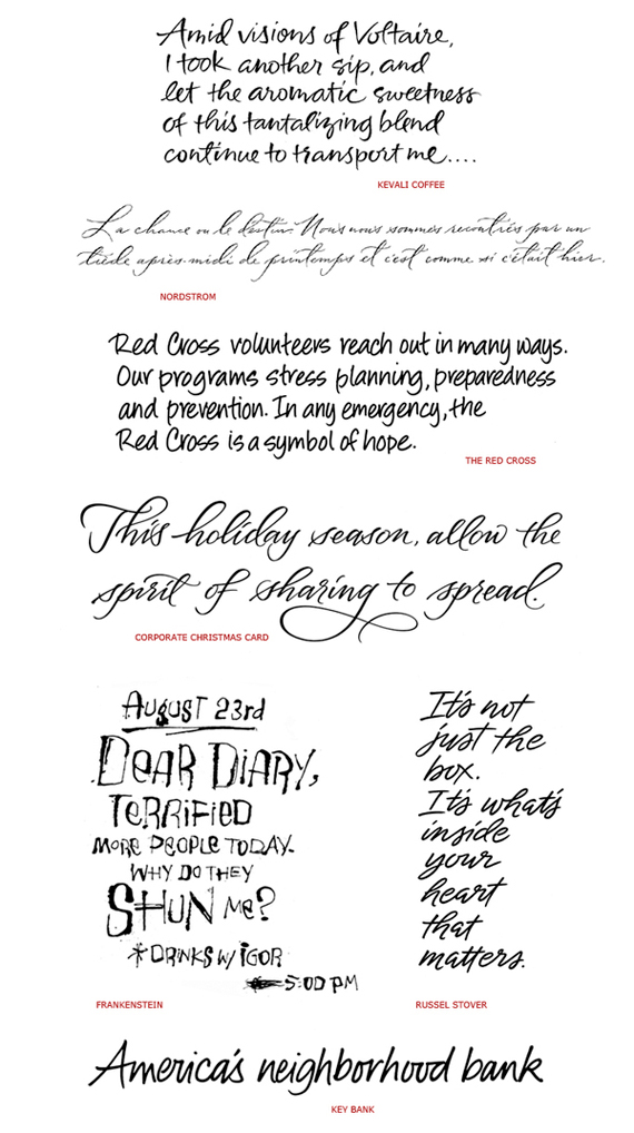 1522391266903627 Handwritten Fonts   A Touch of Creativity in Your Designs