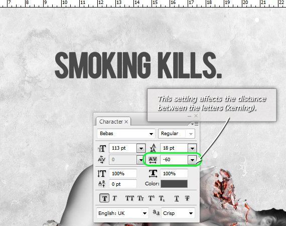 31 pixel77 anti smoking ad tutorial How to Create an Anti Smoking Ad Concept with Photoshop