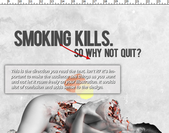 32 pixel77 anti smoking ad tutorial How to Create an Anti Smoking Ad Concept with Photoshop