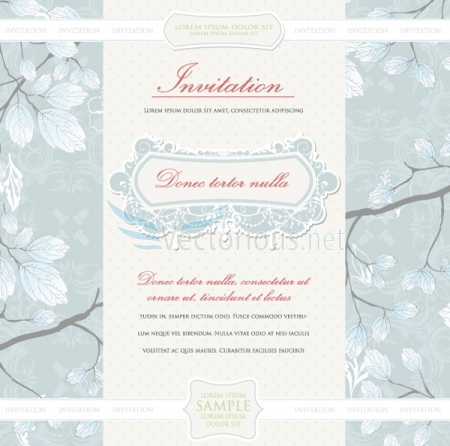 3439 vintage invitation Handwritten Fonts   A Touch of Creativity in Your Designs