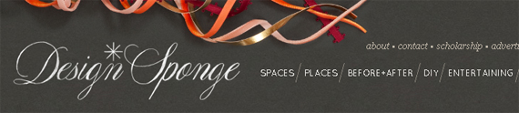 Design Sponge Handwritten Fonts   A Touch of Creativity in Your Designs