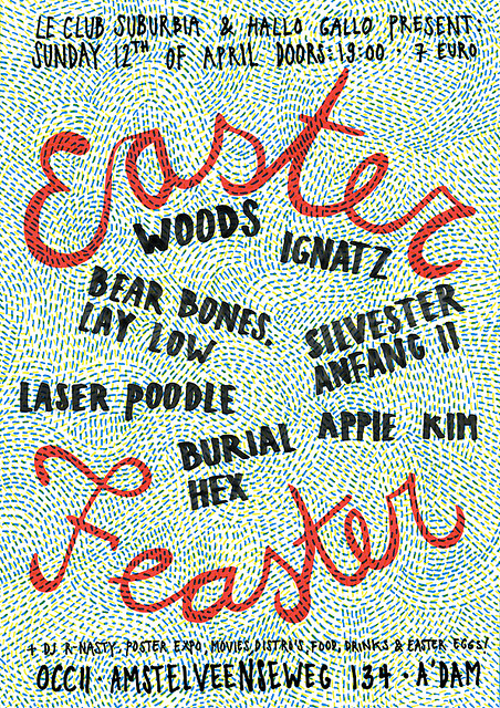 Easter Feester Handwritten Fonts   A Touch of Creativity in Your Designs