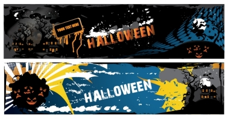 1377 halloween banners 10 Ways to Make Your Blog More Attractive