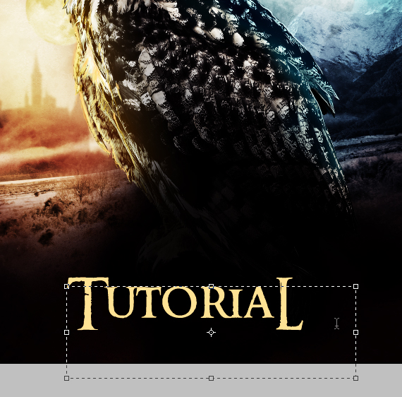 39 pixel 77 owl poster tutorial Design Process: How to create a movie poster with Photoshop and Paint Tool SAI