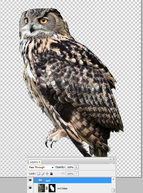 4 pixel 77 owl poster tutorial Design Process: How to create a movie poster with Photoshop and Paint Tool SAI