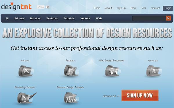 Designtnt website design1 How to create an effective website design
