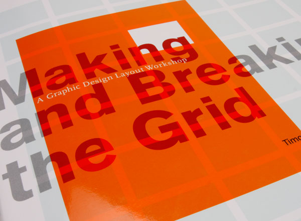 Making and Breaking the Grid My Reading List   Typography & Composition Books