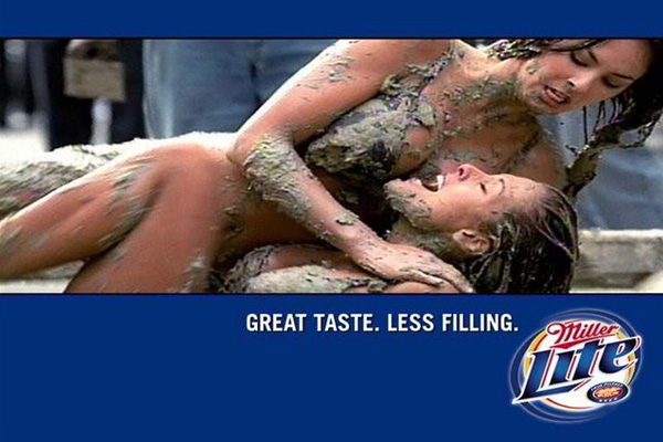 Miller Lite Advertising campaign 15 Most Creative and Effective Advertising Taglines