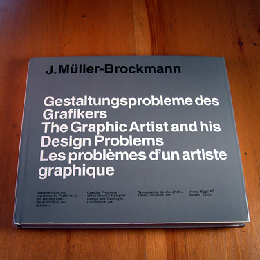 The Graphic Artist and his Design Problems My Reading List   Typography & Composition Books