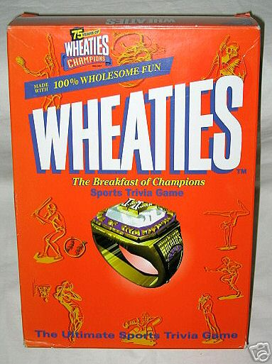 Wheaties ad campaign 15 Most Creative and Effective Advertising Taglines
