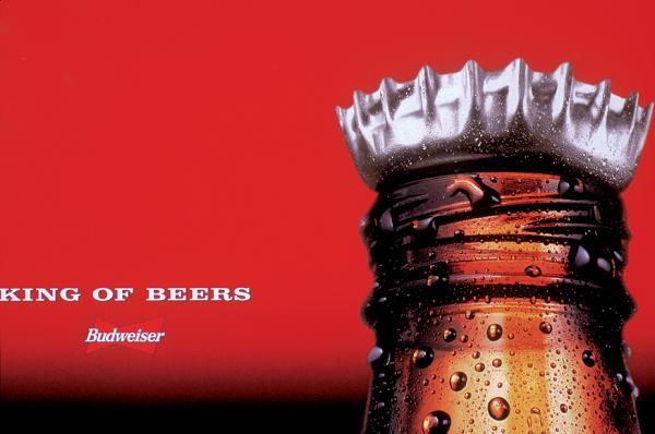 budweiser king of beers 15 Most Creative and Effective Advertising Taglines