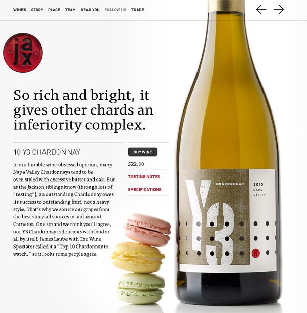 jax vineyards web design How to create an effective website design