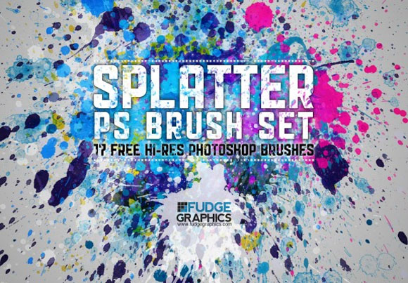 13 brush 18 Awesome Free Photoshop Brushes Sets You Must Get Your Hands On!