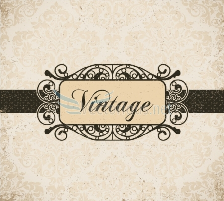 3166 vintage invitation1 How to Use Seamless Patterns to Create Fascinating Designs