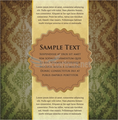 3377 vintage label How to Use Seamless Patterns to Create Fascinating Designs