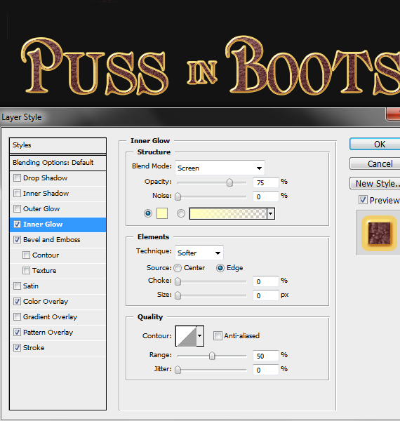 37 pixel 77 puss in boots photoshop tutorial Design Process: How to create a Puss in Boots movie poster in Photoshop