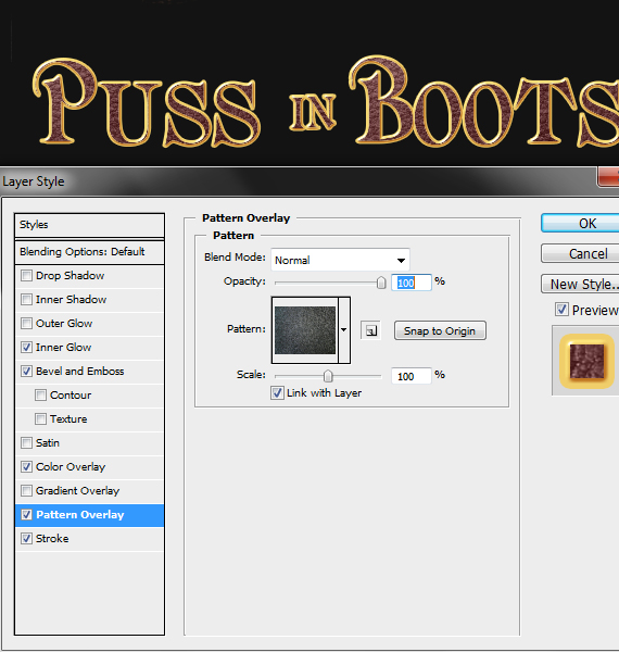 37.3 pixel 77 puss in boots photoshop tutorial Design Process: How to create a Puss in Boots movie poster in Photoshop