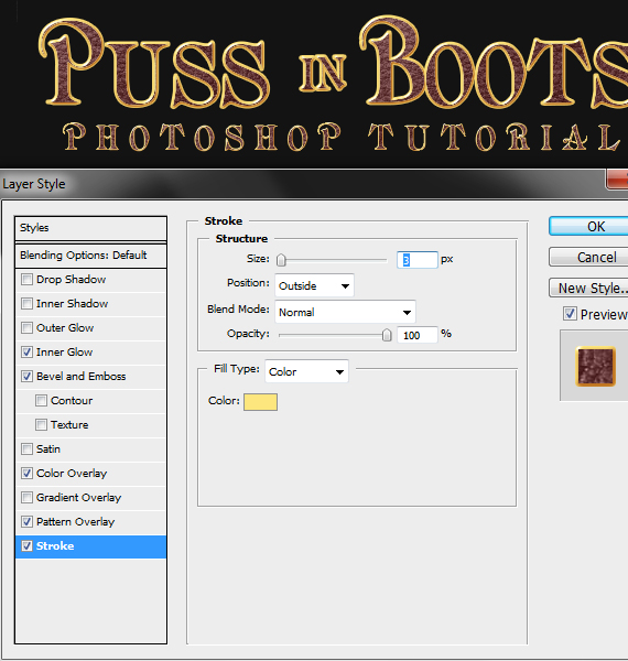 38 pixel 77 puss in boots photoshop tutorial Design Process: How to create a Puss in Boots movie poster in Photoshop