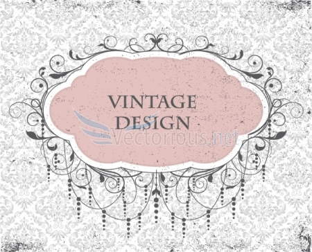 4705 vintage invitation How to Use Seamless Patterns to Create Fascinating Designs